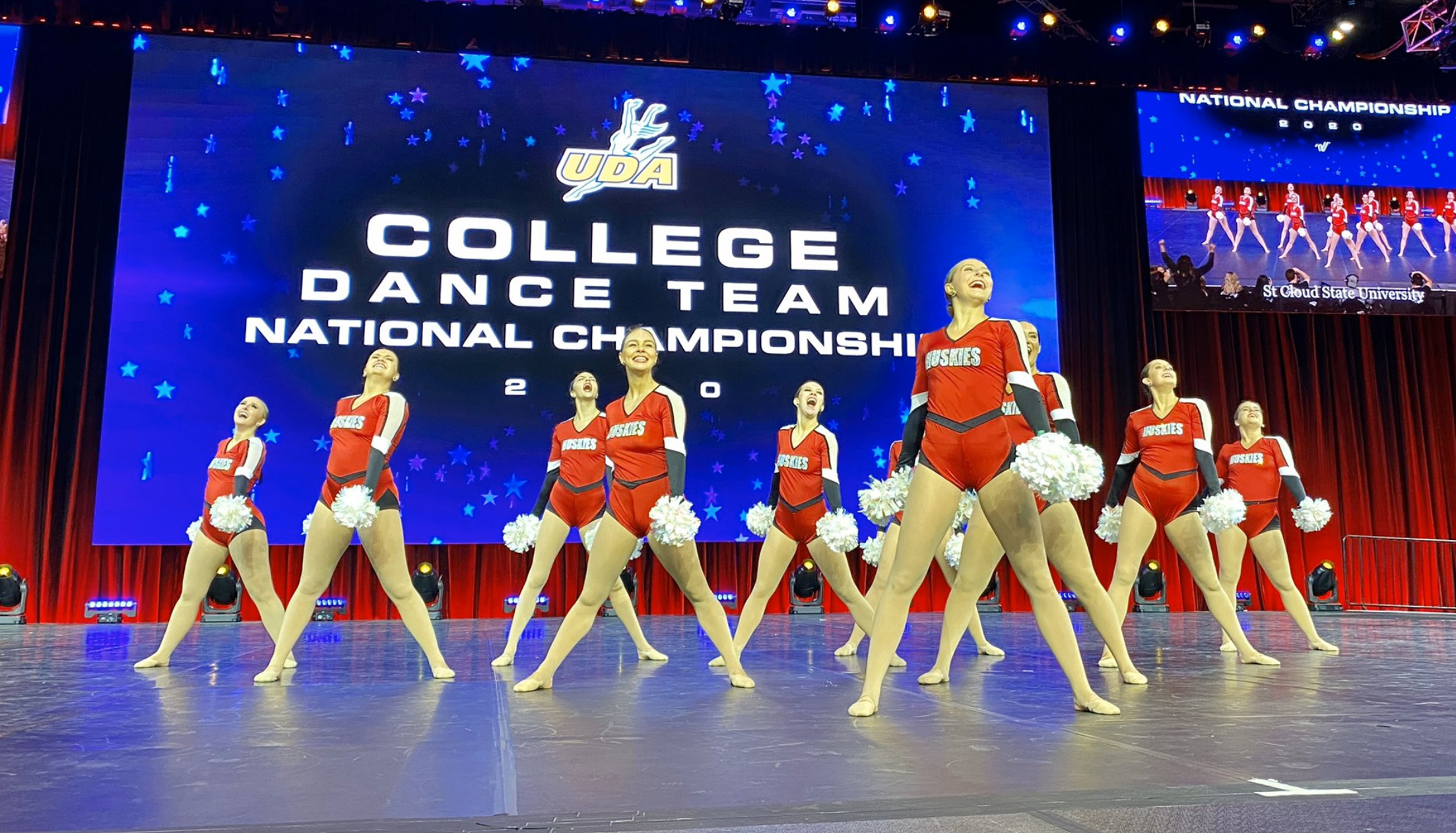 St. Cloud State University UDA Nationals