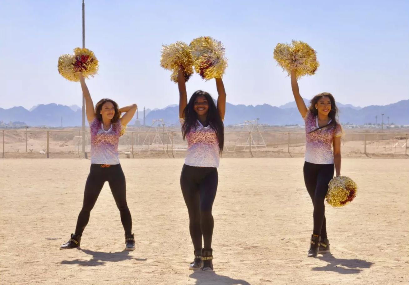 Pro cheer sparkle jerseys