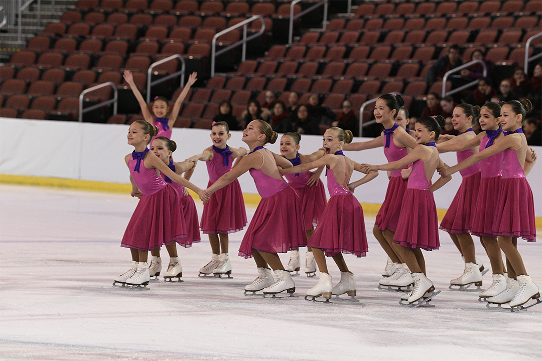 St Louis Synergy Prelim Synchronized Skating Team