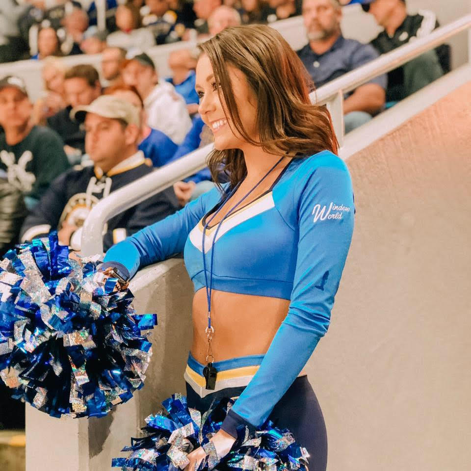 St. Louis Blue Crew Stanley Cup