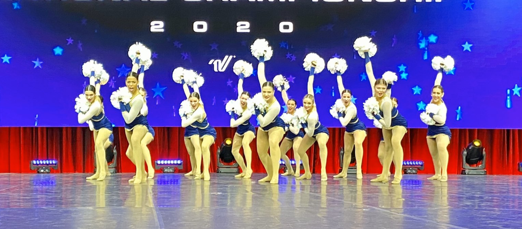 The College of New Jersey UDA Nationals