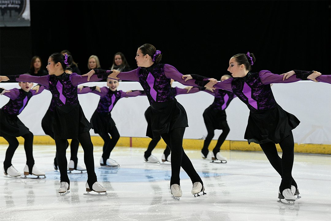 Teams Elite Pre-Juv Synchronized Skating Team