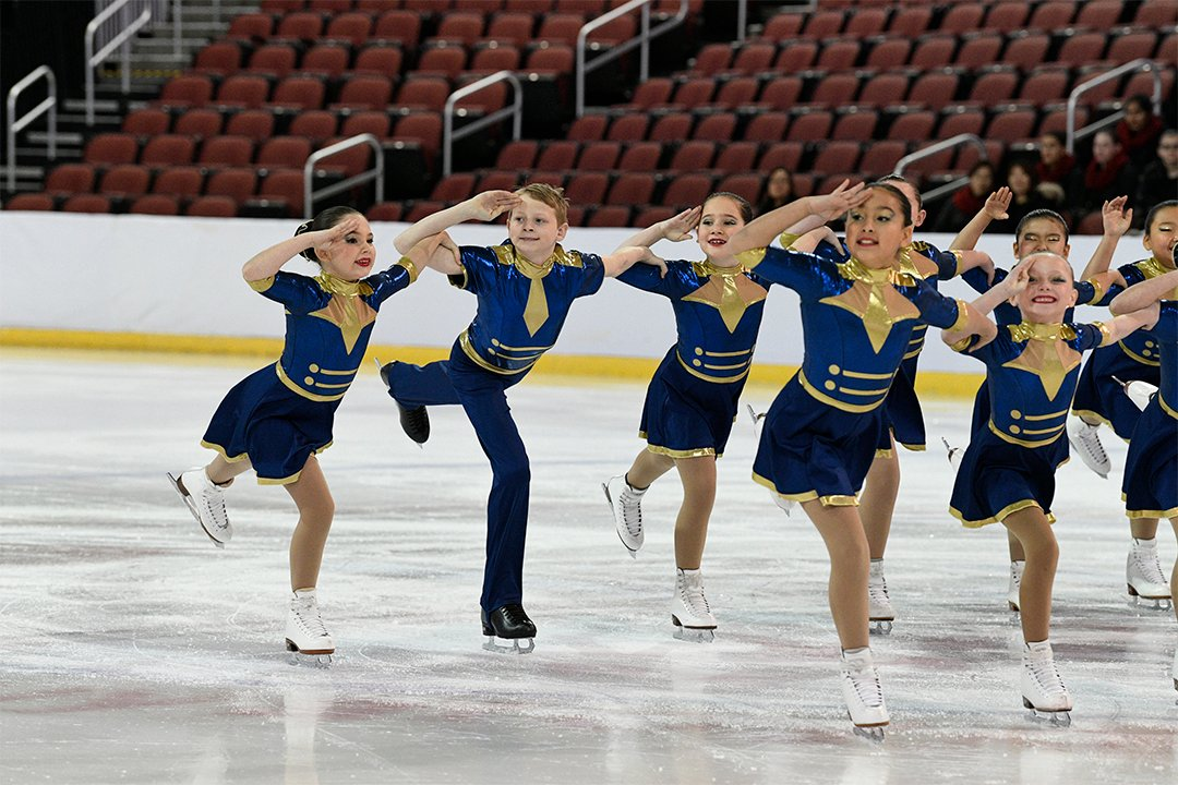 Teams Elite Prelim Synchronized Skating Team