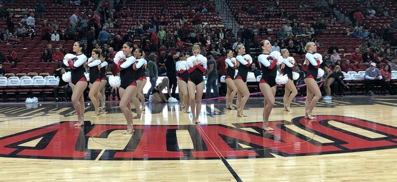 University of Nevada - Las Vegas Dance Team
