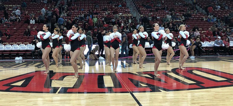 University of Nevada - Las Vegas Dance Team