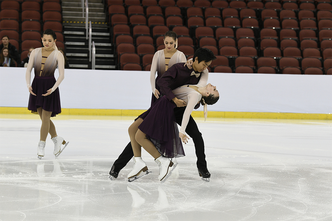 University of Illinois Open Collegiate Synchronized Skating Team