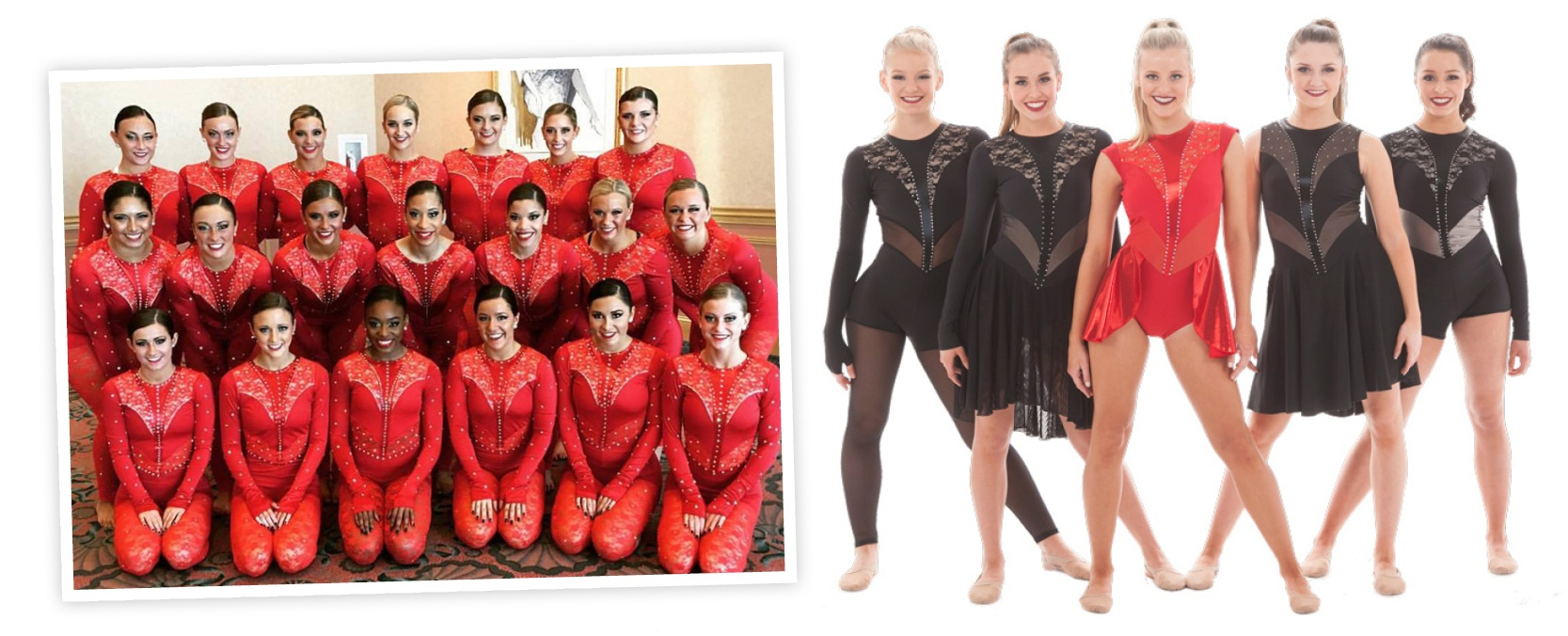 Louisville Ladybirds and the Wednesday Red Dance Costume.jpg