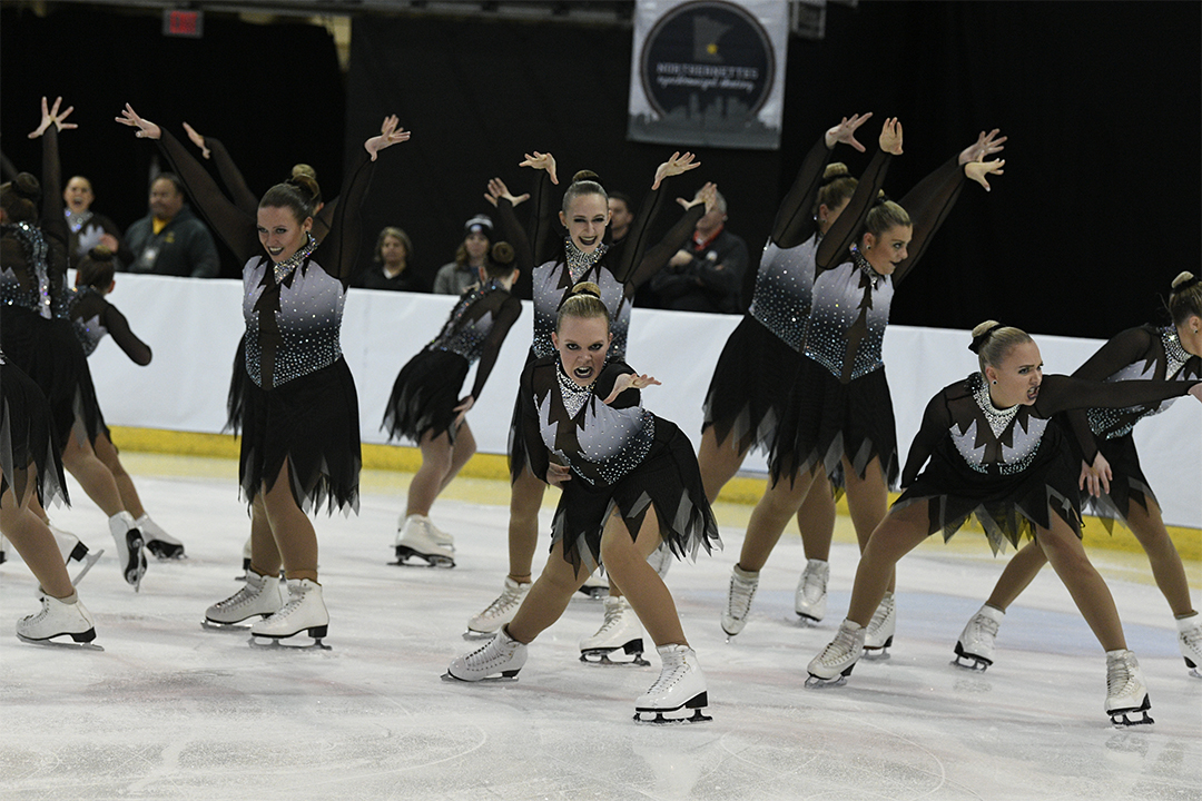 Western Michigan University Synchronized Skating Team
