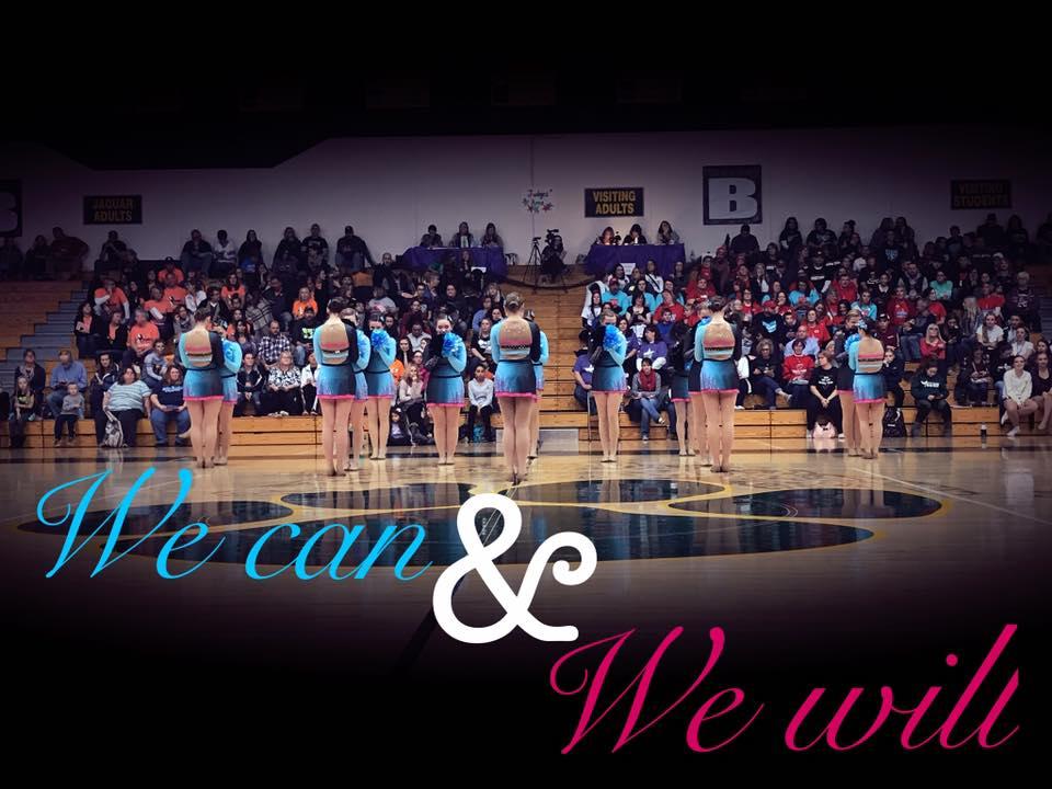 best bend best dance team pom dress