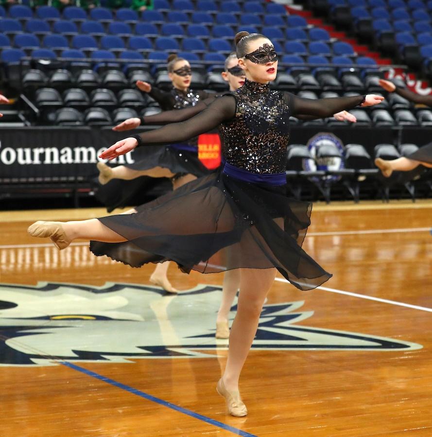 Aitkin Dance Team Jazz Costume