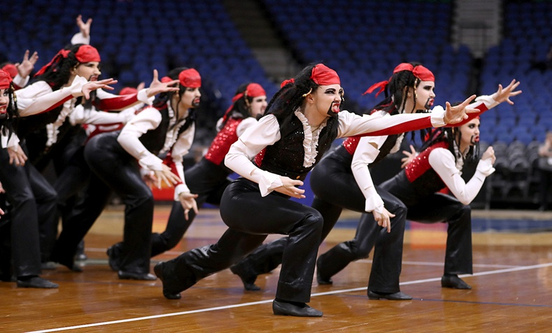 Aitkin High School MN State High Kick.jpg