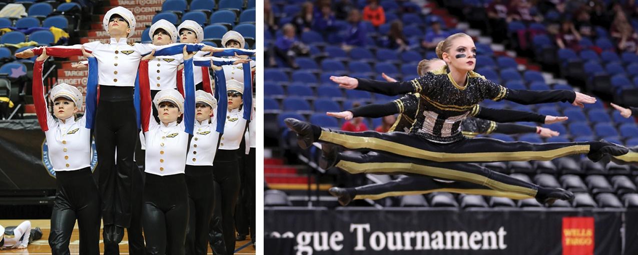 Arm Leg Stripe High Kick Dance Costumes Patriotic Theme.jpg