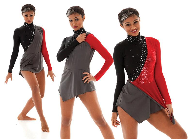 The Line Up Transition Dance Costume