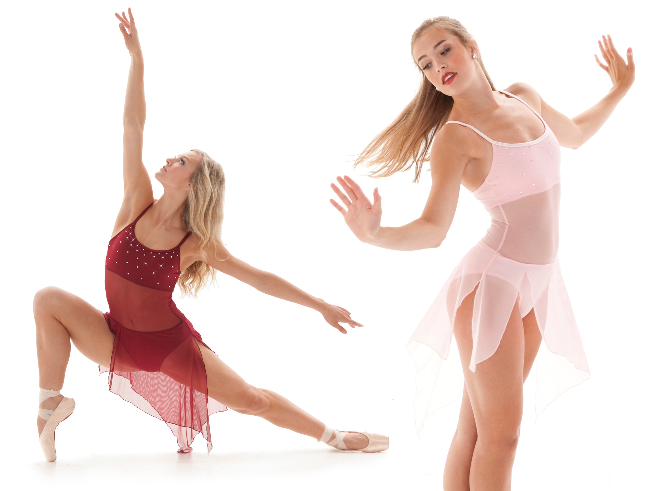 Avery Lyrical Dance Costume