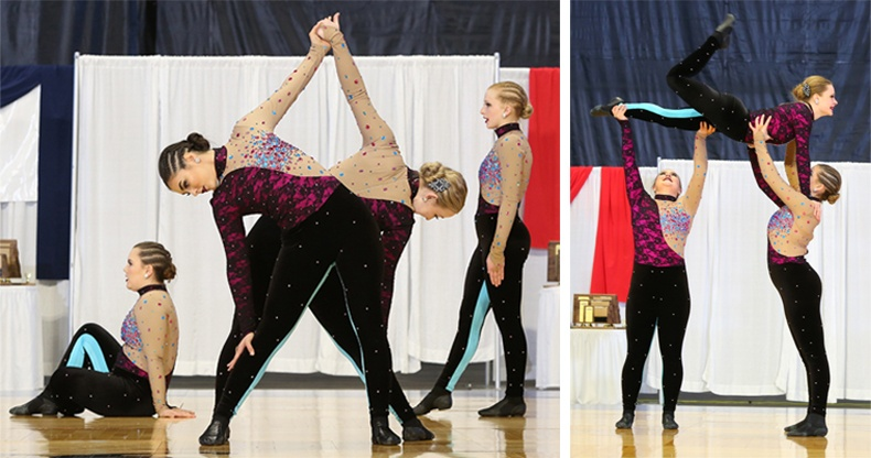 Bismarck Demonettes - North Dakota State Dance Competition
