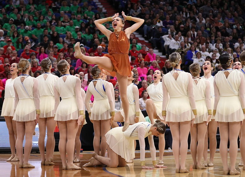 Chaska High School MN State 2017 High Kick.jpg