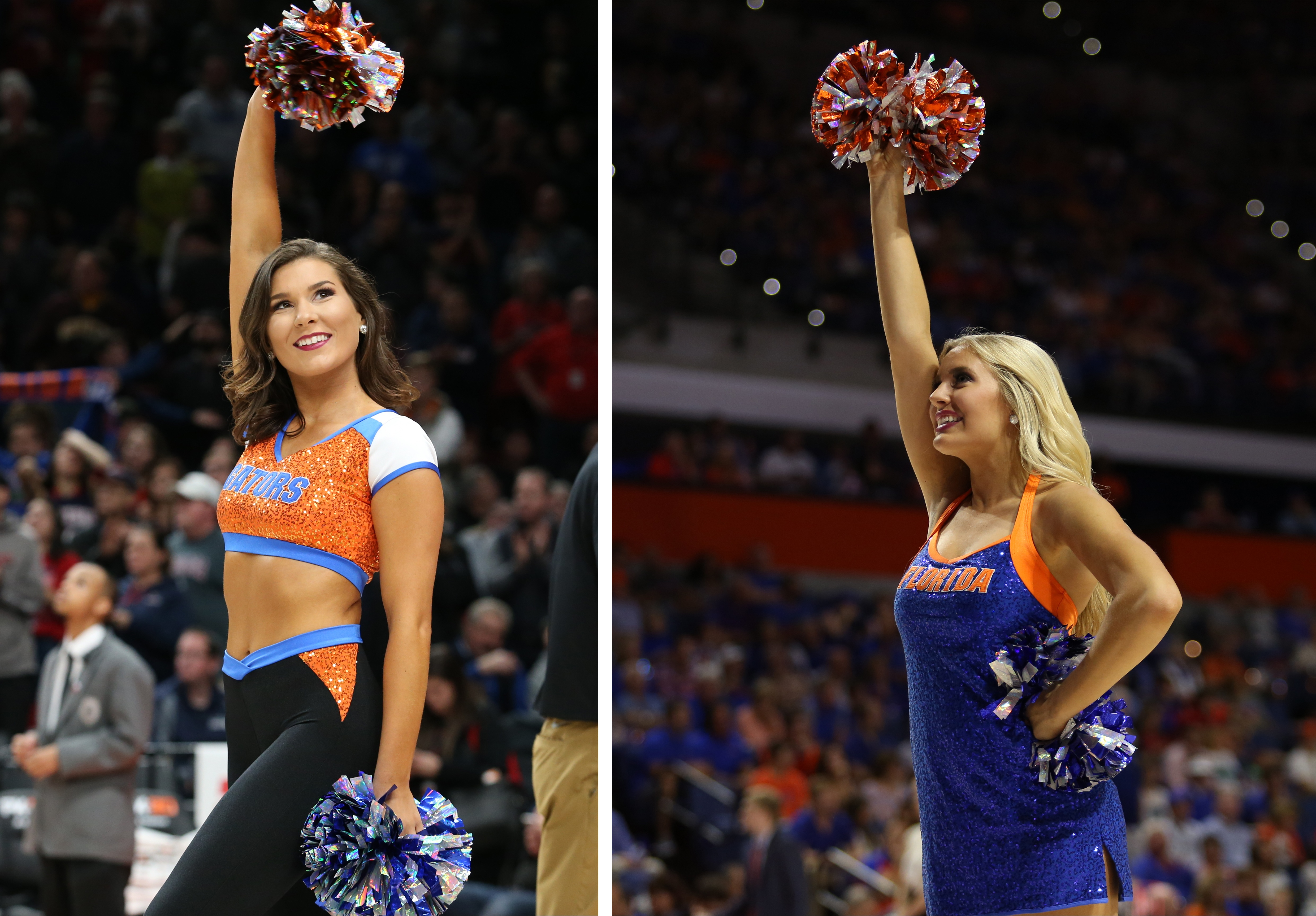 florida gators dazzlers uniforms