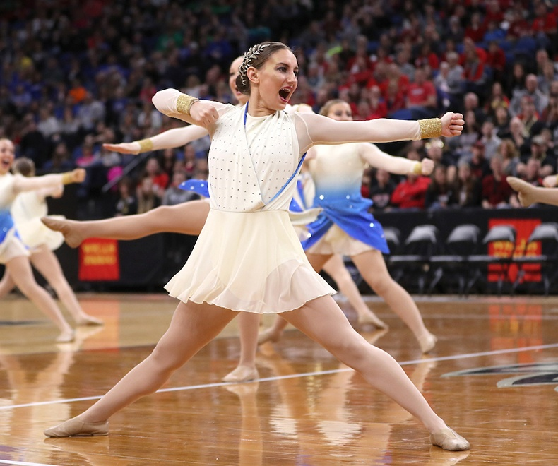 chaska high school transition dance costume design