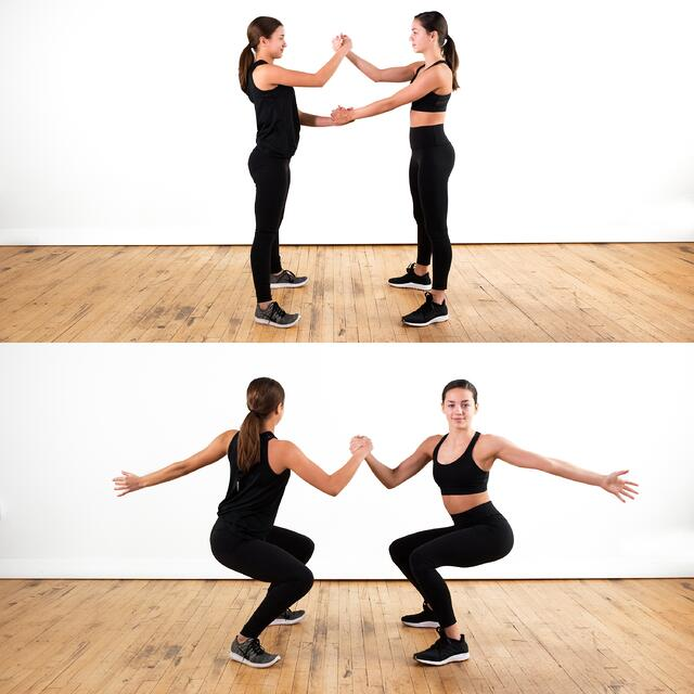 increase dancers jump height and power with squat and rotate excercises