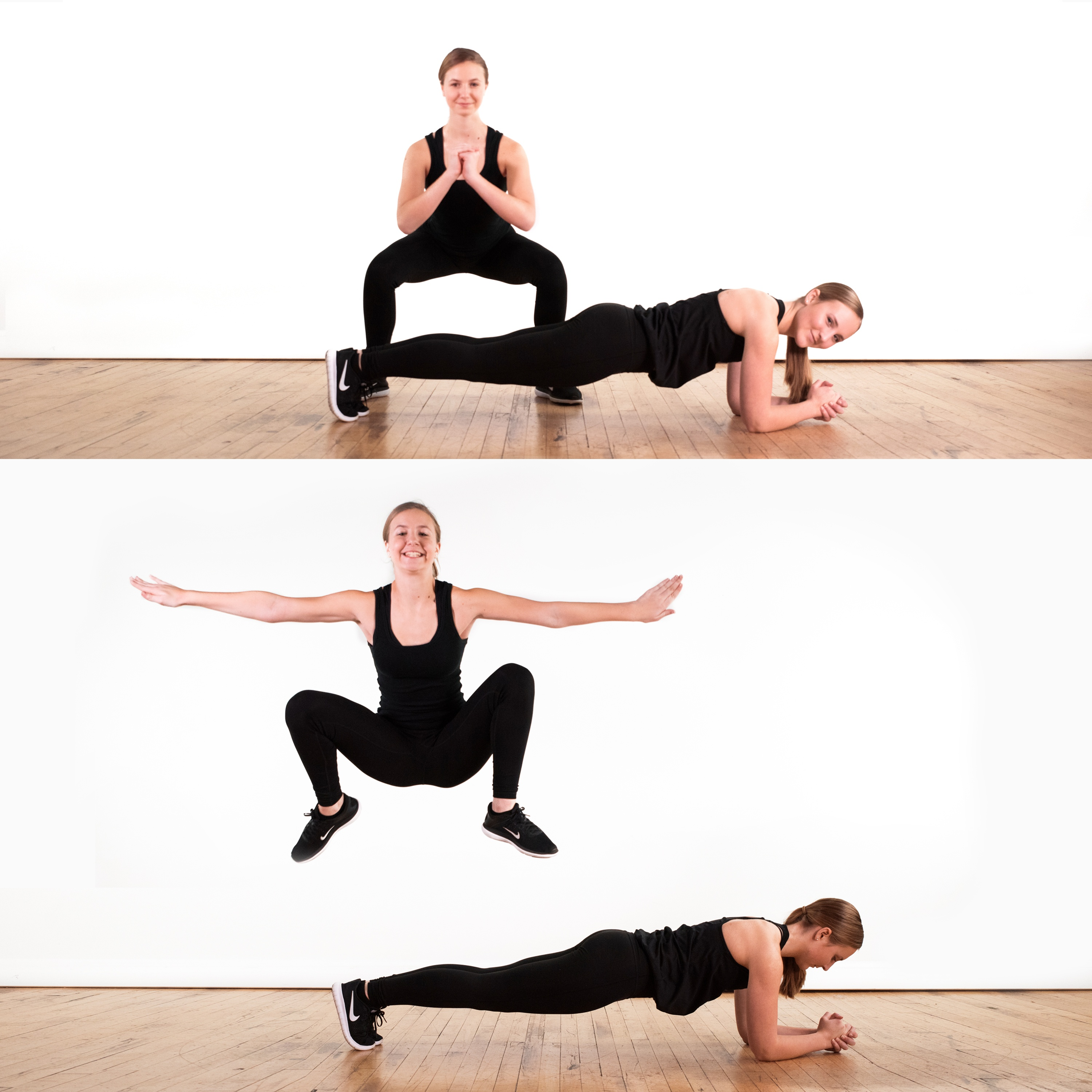 increase dancers jump height and power with plank excercises