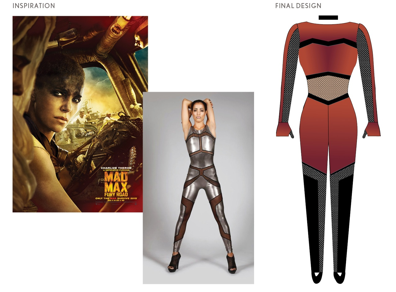 dance costume design inspiration