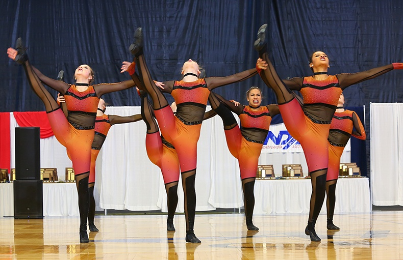 Fargo Davies - North Dakota State Dance Competition