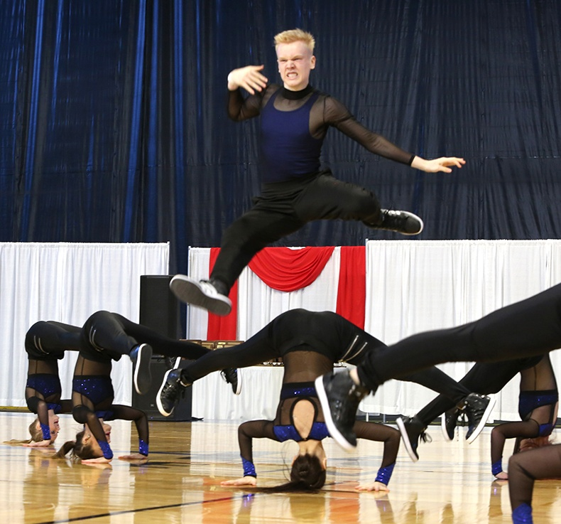 Fargo South - North Dakota State Dance Competition