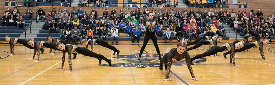 Fargo South High School - Kick