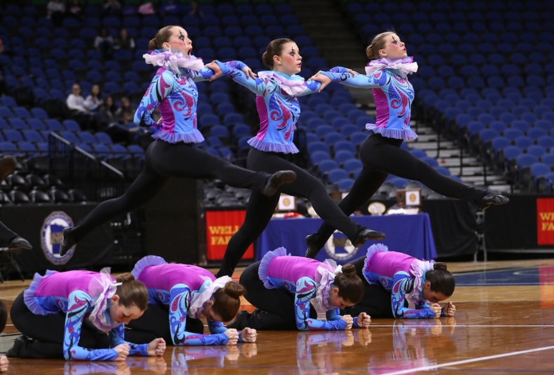 Frazee High School MN State 2 High Kick.jpg