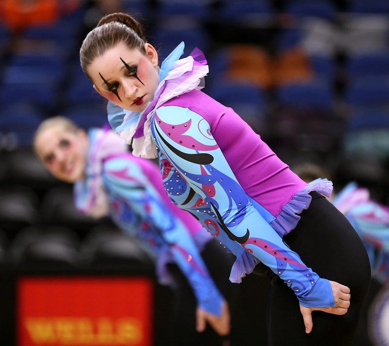 Frazee High School MN State High Kick.jpg
