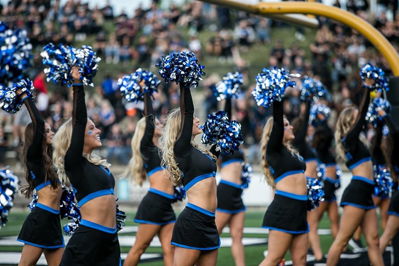 GVSU Laker Dance team