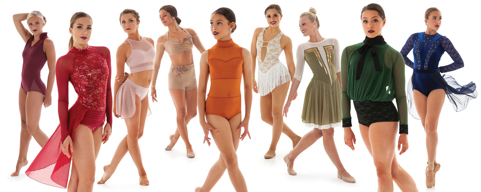 dance costume fabrics explained