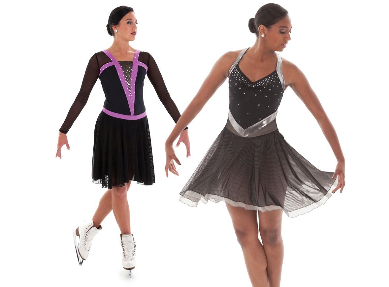 flattering dance costumes natural waist dance costumes
