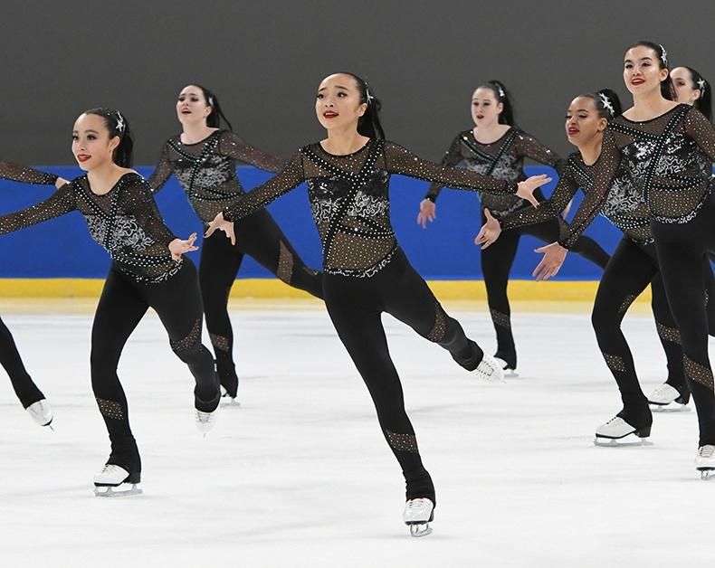 synchronized skating national championships custom skating dress
