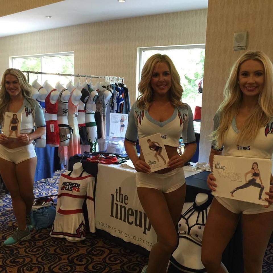 The Tennessee Titans Cheerleaders