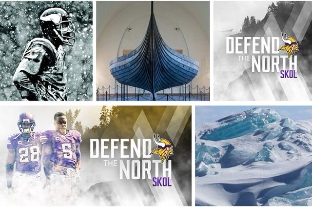 Minnesota Vikings Cheerleaders costume inspiration