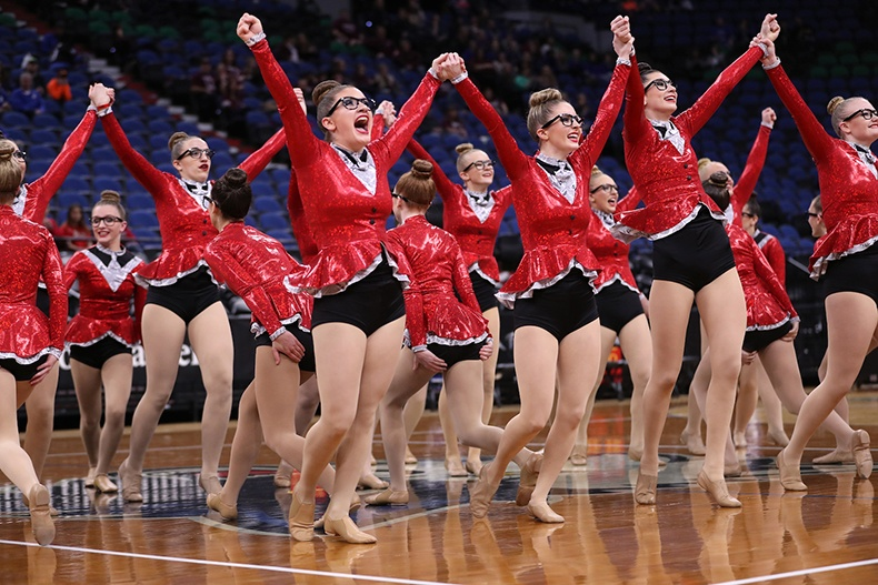 Lac Qui Parle Valley High School MN STATE High Kick.jpg
