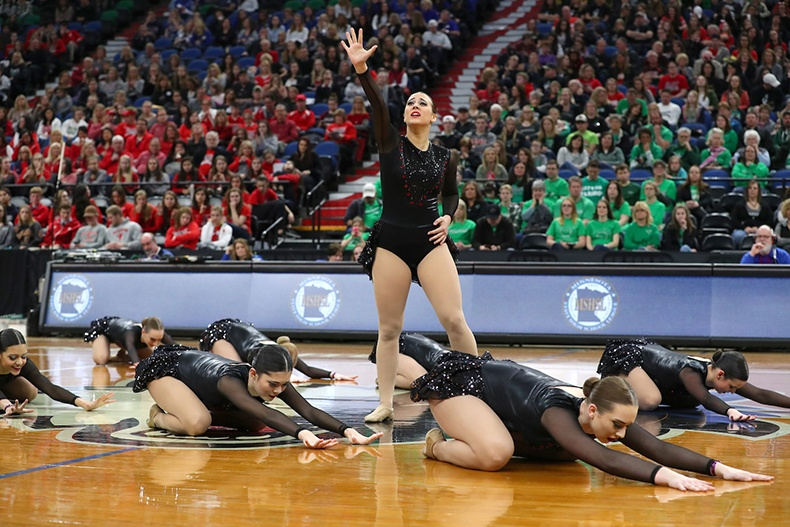Lakeville North High School MN State 2017 Jazz.jpg