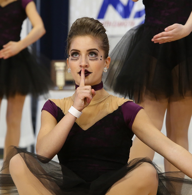 Legacy Saberettes - North Dakota State Dance Competition