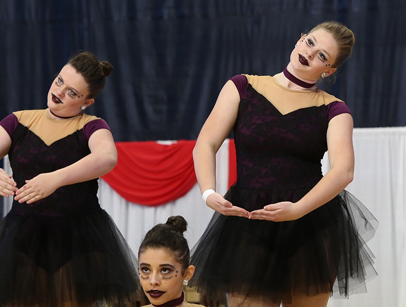 Legacy Saberettes  - North Dakota State Dance Competition