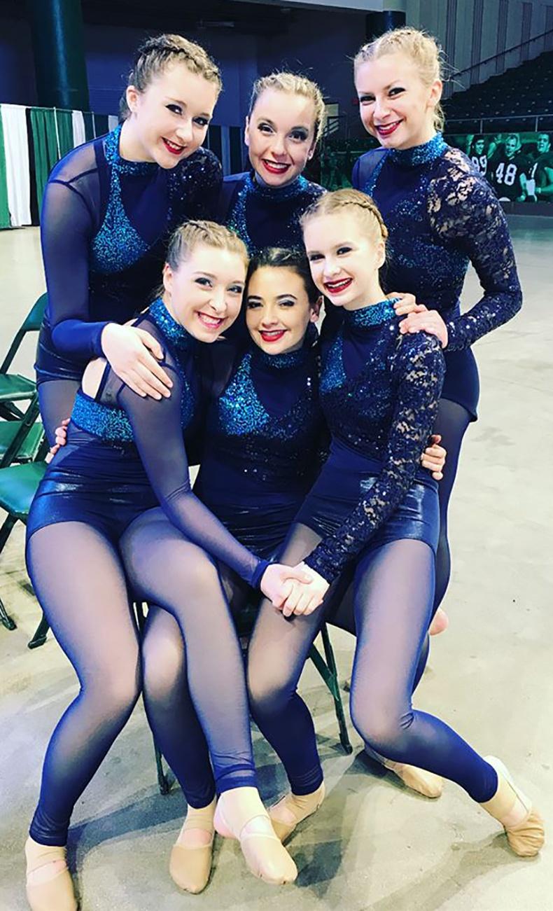 Mandan  - North Dakota State Dance Competition
