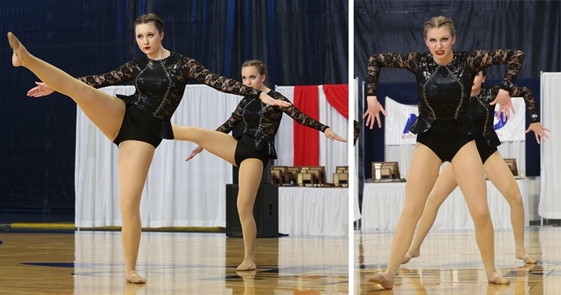 Mandan Merged  - North Dakota State Dance Competition