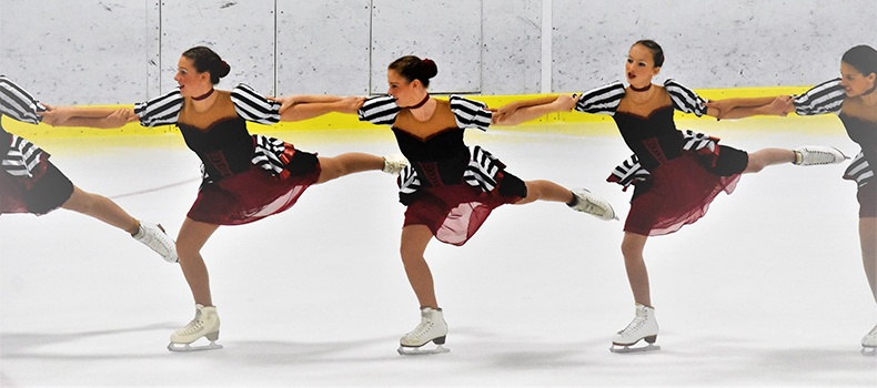 Onyx Team Skate in the Night Circus Dress jpg