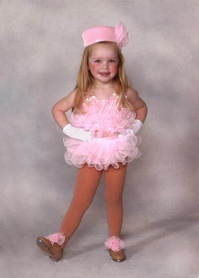 Line Up VIP Kate Happe first dance recital