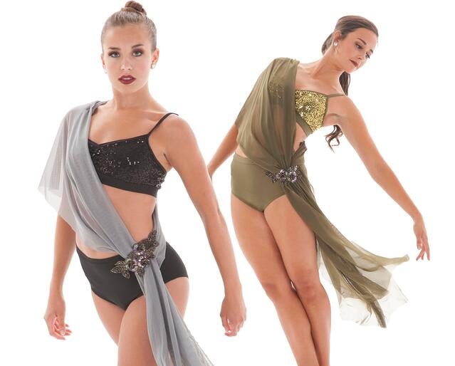 Prism Ensemble Lyrical Dance Costume