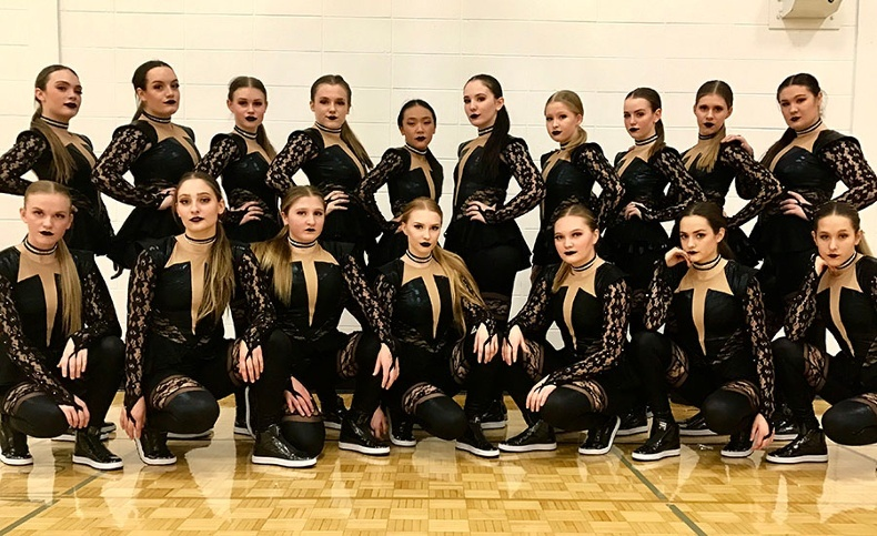 top 10 blog posts at the line up sheboygan north beyonce dance costume