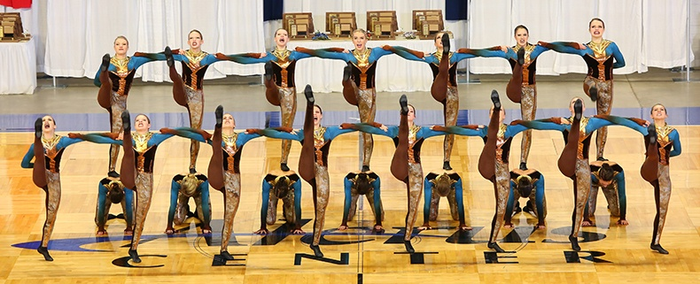 Sheyenne  - North Dakota State Dance Competition