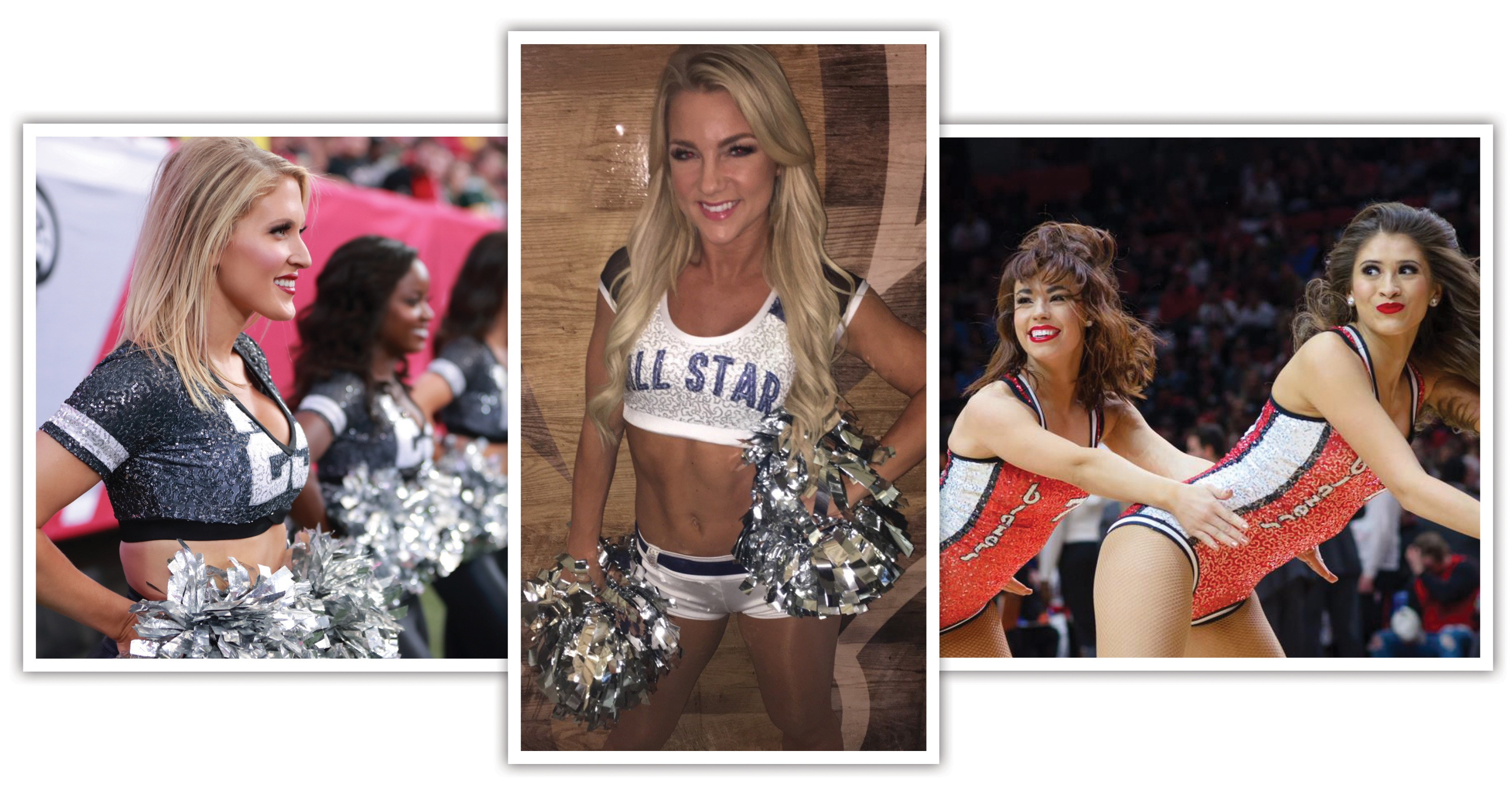 cheer and pom uniform trends: sequin jersey