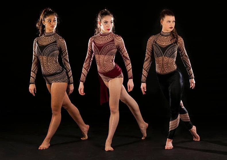 dance costume modification customized dance costume