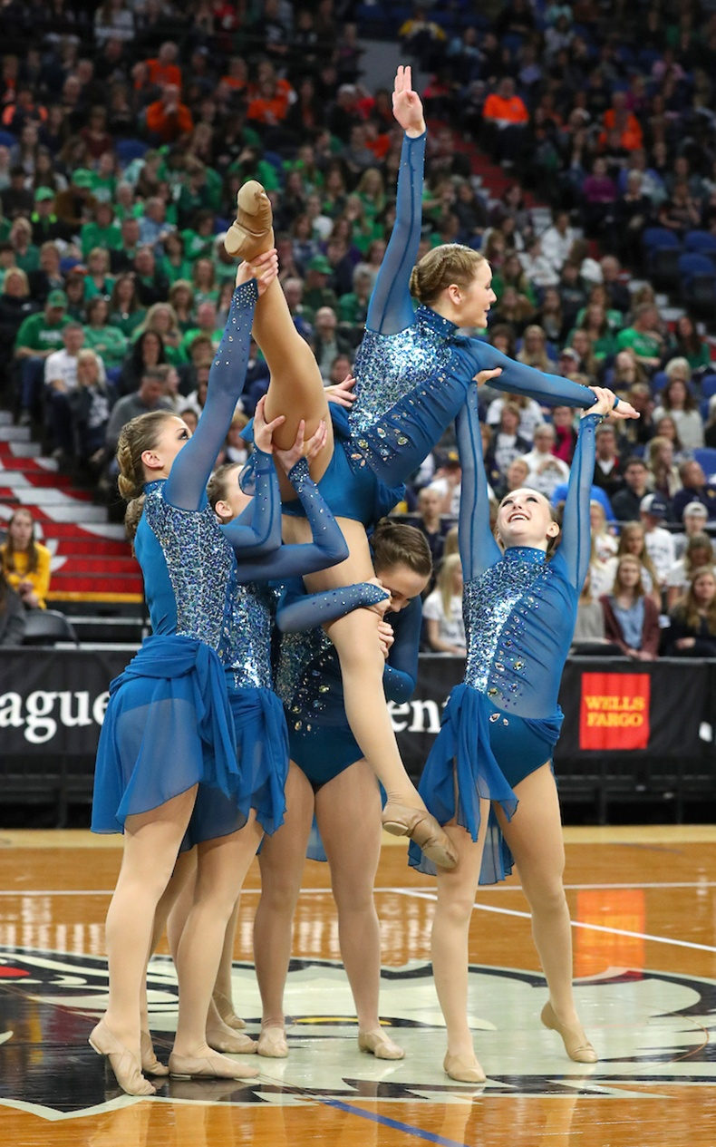 Totino Grace Fridley High School MN State 2017 Jazz.jpg